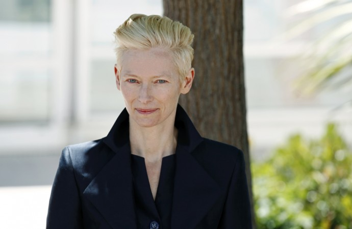 "Tilda Swinton: my silent character in ""A Bigger Splash"" just had nothing to say"