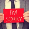 Celebrity apologies that seem too much