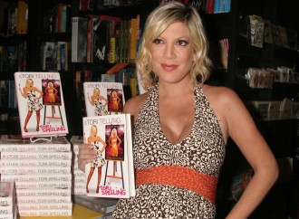 Tori Spelling Reveals the Truth Behind Beverly Hills, 90210