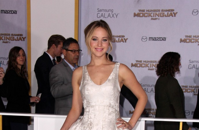 Jennifer Lawrence Breaks Up With Chris Martin