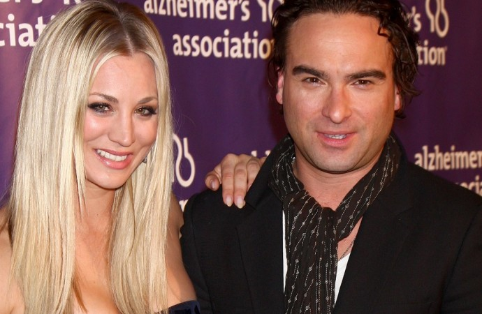 Big Bang Theory Fans Happy: Kaley Cuoco and Johnny Galecki Together Again?