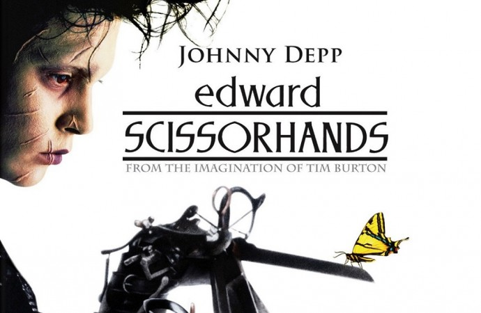 Epic Bromance of Johnny Depp and Tim Burton