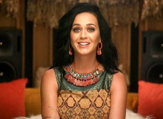 Katy Perry Debuts Olympic Anthem on 'Today'