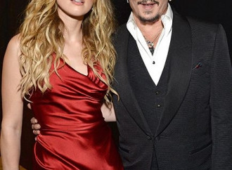 Newly Released Video Apparently Shows Johnny Depp Fighting with Amber Heard