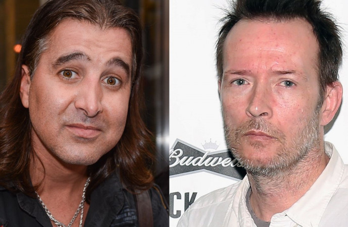 Scott Stapp Says Scott Weiland's Ghost Visited Him on the Tour Bus He Died In