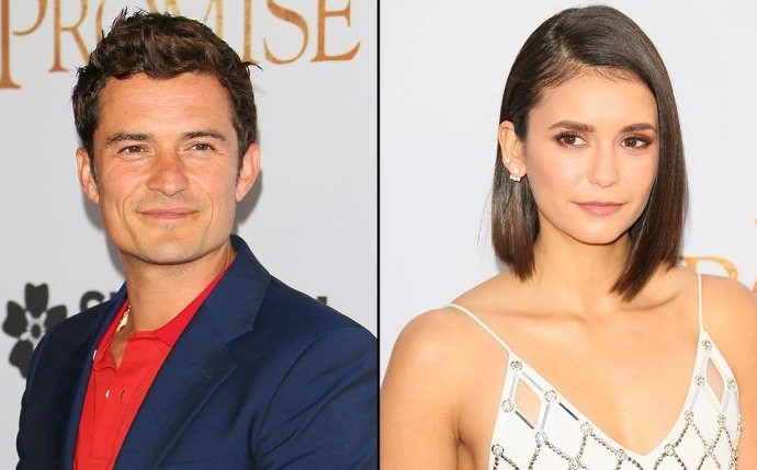 Nina Dobrev and Orlando Bloom Are Hanging Out Romantically But It's 'Super Casual,' Says Source