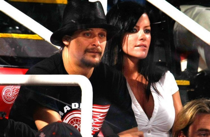 Kid Rock's Engagement: Check Out the Rock I Slipped on My Fiancée