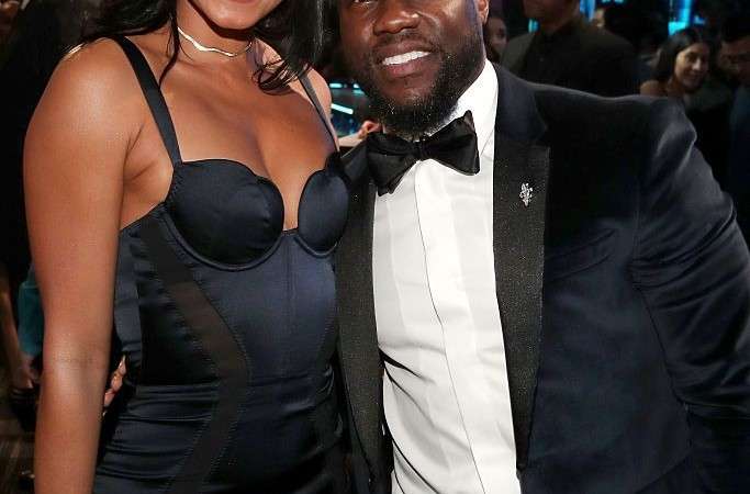 Kevin Hart and Eniko Parrish Expecting First Child Together, He Announced on Mother's Day