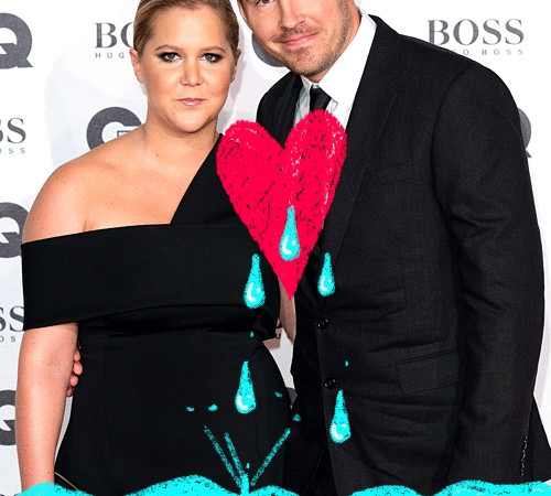 Amy Schumer and Boyfriend Ben Hanisch Split