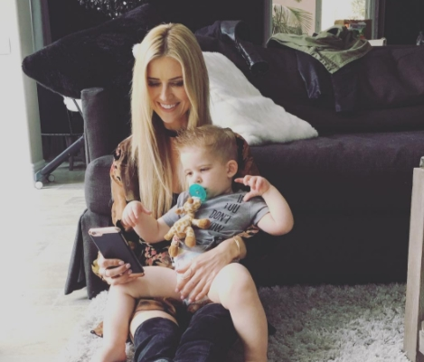 Christina El Moussa Questioned by Child Services After Son Falls Into Pool