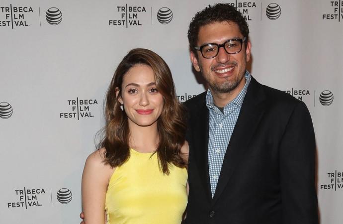 Emmy Rossum Marries 'Mr. Robot' Creator Sam Esmail