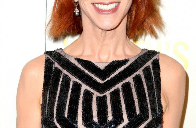 Kathy Griffin Under Fire for 'Beheading' Trump in Photo Shoot