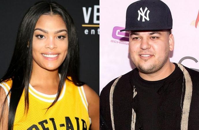 Rob Kardashian Is Reportedly Dating 'Bad Girls Club' Alum Mehgan James