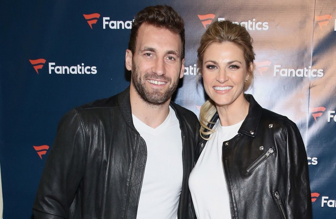 Erin Andrews Marries NHL Star Jarret Stoll