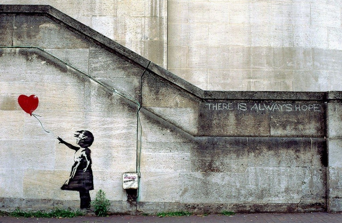 Was Banksy's True Identity Just Revealed?