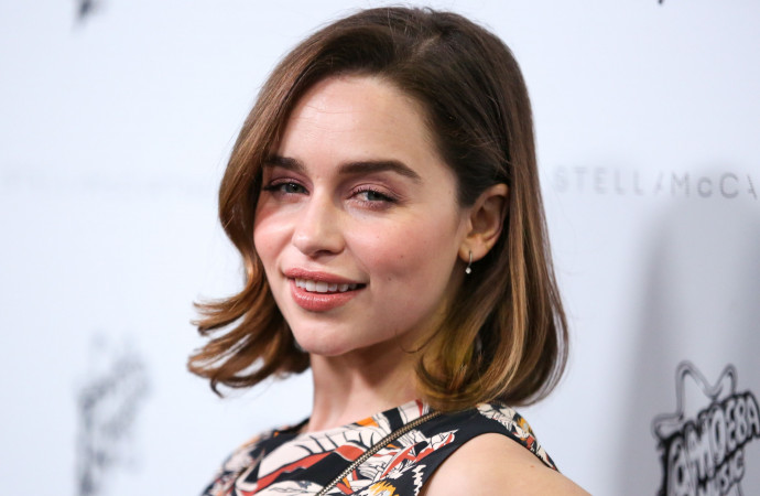 Emilia Clarke on Facing Gender Inequality: 'It's Like Dealing With Racism'