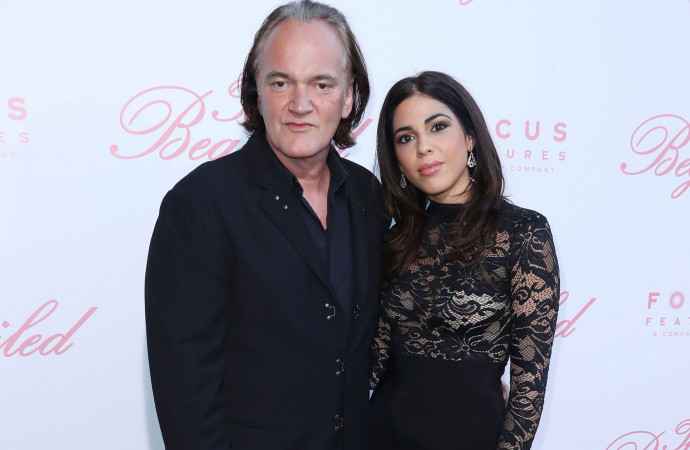 Quentin Tarantino Is Engaged to Girlfriend Daniela Pick: Report