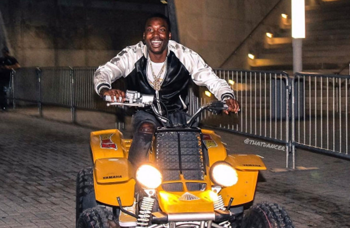 Meek Mill arrested for reckless endangerment in NYC