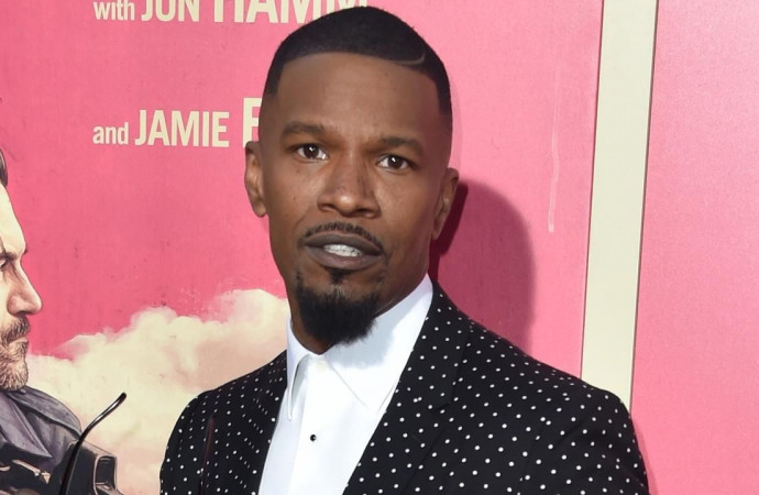 Jamie Foxx Announces Telethon for Hurricane Harvey, Reportedly Featuring Reese Witherspoon and Blake Shelton