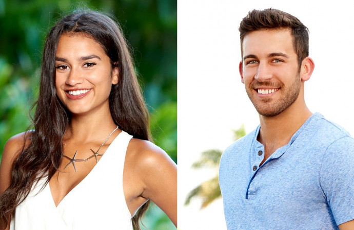 'Bachelor in Paradise' Stars Taylor Nolan and Derek Peth Are Engaged!