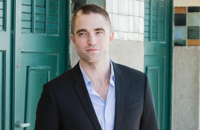 Robert Pattinson Rocks New Buzz Cut at Deauville Film Festival