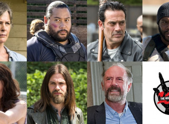'The Walking Dead': Who's your favorite 'TWD' character of all time? — Day 5