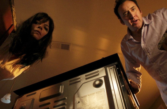 How 'Mom and Dad' delivers epic Cage Rage