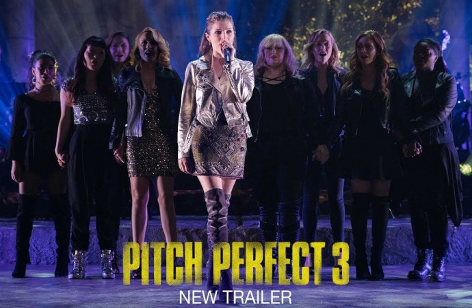 'Pitch Perfect 3′ trailer: Anna Kendrick and Rebel Wilson get aca-emotional