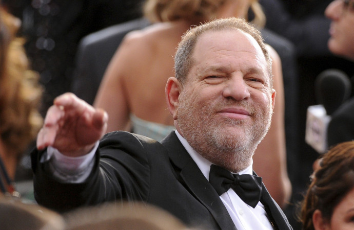 London police receive new assault claims against Weinstein