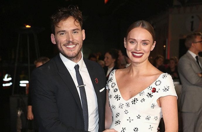 Sam Claflin and Laura Haddock Expecting Baby No. 2