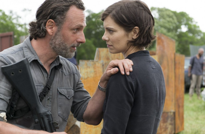 'The Walking Dead' postmortem: Greg Nicotero on those timelines, and a character (possibly) returning from the dead