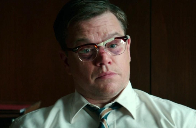 Matt Damon says 'Suburbicon' director George Clooney is done pranking: 'He finally grew up'