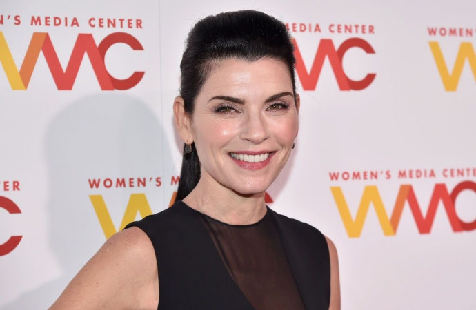 Julianna Margulies Reveals Harrowing Alleged Encounter With Steven Seagal: 'I Saw His Gun'