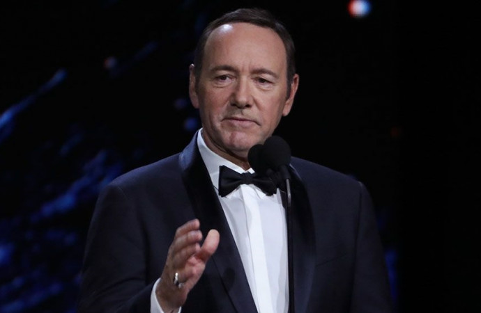 Kevin Spacey Cut From 'Carol Burnett Show' 50th Anniversary Special