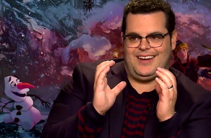 Josh Gad explains how 'Olaf's Frozen Adventure' bridges the gap between 'Frozen' and 'Frozen 2′