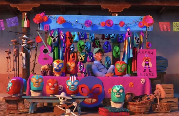 'Coco': You won't believe all the Disney-Pixar Easter eggs hidden in plain sight