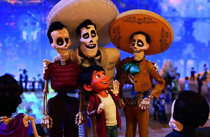 How 'Coco' makes new musicians out of actors Gael García Bernal and Benjamin Bratt