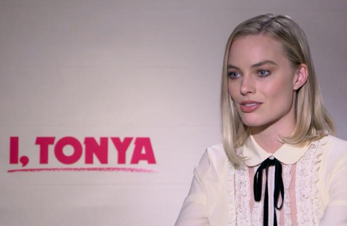 How 'cheap strip malls' helped Margot Robbie's stunning 'I, Tonya' transformation