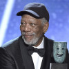 Morgan Freeman teases Rita Moreno, talks career longevity: 'I thought my time was up' — SAG Awards