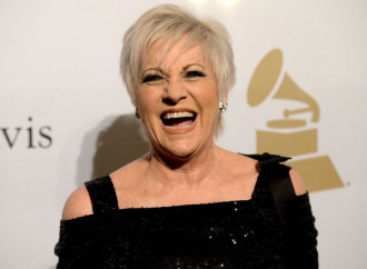 Lorna Luft undergoing tests after collapsing backstage