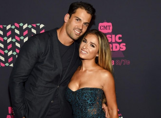 Jessie James Decker and Husband Eric Welcome Baby No. 3: Pic!