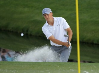 Jordan Spieth made a new PGA record