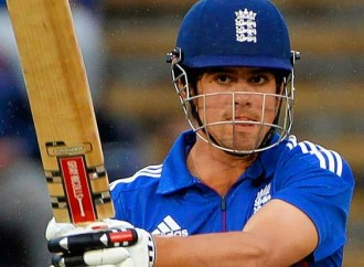 Alastair Cook seeks a new Test opening partner