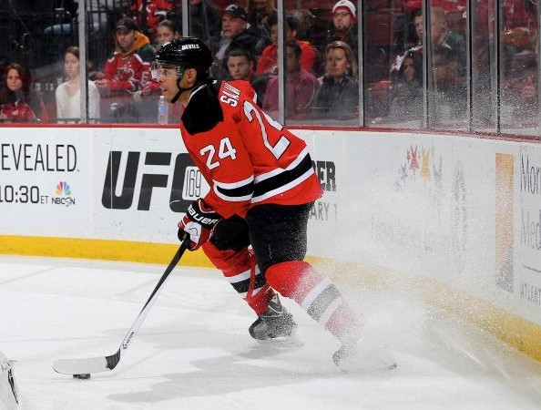 Bryce Salvador ends his NHL player career