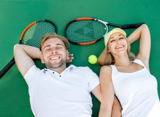 Relaxation tips for professional tennis players