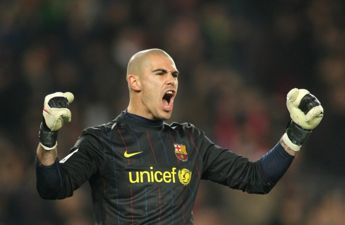 Victor Valdes: His Fancy Life is Over