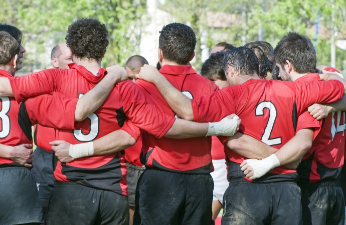 World's First Gay Rugby Union Team Celebrates Its 20th Anniversary