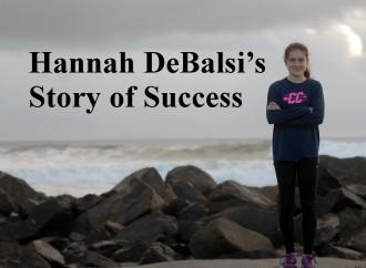 Hannah DeBalsi's Story of Success