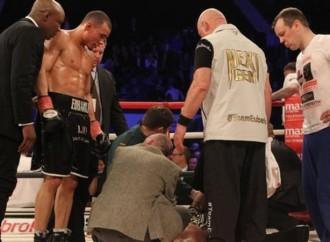 Nick Blackwell: Retired boxer criticises 'inhuman' reaction of Chris Eubank camp