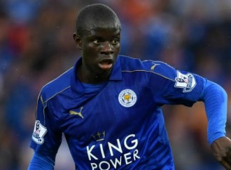 Wenger respects Vardy, talks up Kante
